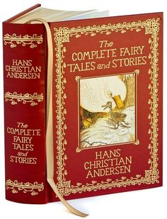 Hans Christian Anderson Fairy Tales -- so full of wonder, tragedy, unhappiness, and devotion.  They captivated me as a child and they captivate me as an adult.