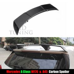 "OEM 2003-2005 Dodge Neon SRT-4 Rear Trunk Spoiler Silver Wing Lip 8/"" High Lift"