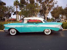 1957 chevy belair -..Re-pin Brought to you by agents at #HouseofInsurance in #EugeneOregon for #LowCostInsurance