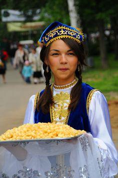 Сабантуй-Tatar national holiday Sabantuy