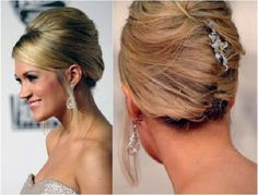 Red Carpet Updo Hairstyles 2013 - Inofashionstyle.