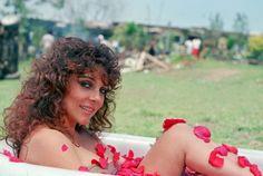 Verónica Castro siempre es recordada por ser uno de los rostros más bellos.