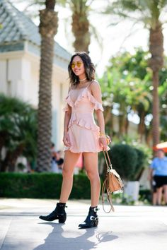 The best street style from Coachella 2017: