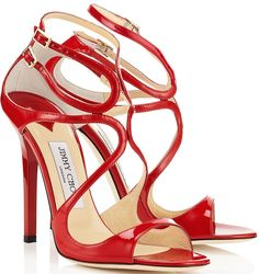 """Celebrities Love Wearing the Strappy Jimmy Choo """"Lance"""" Sandals"""