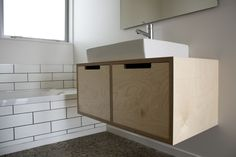 Plywood Vanity | Furniture | Make Furniture