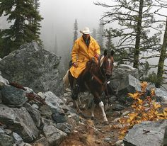 I miss going to the high country with my dad -  Cowboy www.flickr.com/