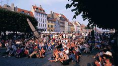 copenhagen-jazz-festival--n Jazz Festival, Old World Charm, Copenhagen, Dolores Park, Art Photography, Street View, City, Danish, Travel