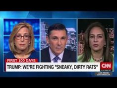 Trump  We re fighting  sneaky, dirty rats