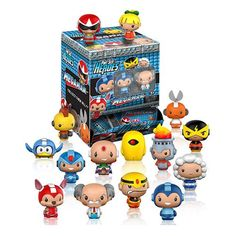 Mega Man Pint Size Heroes Mini-Figure Random 6-Pack Funko Mega Man Mini-Figures