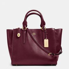 Crosby Carryall in Leather
