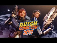 Dutch Comic Con 2017 - Cosplay Video - Video --> http://www.comics2film.com/dutch-comic-con-2017-cosplay-video/  #Cosplay