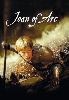 The French titled version of The Joan of Arc story with Milla Jovovich, Jeanne d' Arc. Milla Jovovich, Saint Joan Of Arc, St Joan, Jeanne D'arc, John Malkovich, Faye Dunaway, Cinema Posters, Film Posters, Love Movie