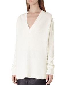 Reiss Rachelle Merino Wool Sweater