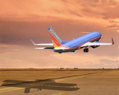 In case you didn't hear the exciting news...Southwest Airlines will be arriving at the Branson Airport in 2013! We LUV Southwest!