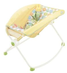 Parents rave about the portability and versatility of this rocker, and it's a pretty good deal at under $60. | Fisher-Price Rock n Play Sleeper on www.weeSpring.com