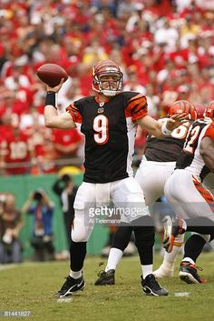 b50f88cd4 Cincinnati Bengals QB Carson Palmer in action