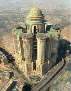 Abraham Kudai.. maior hotel sendo construído.