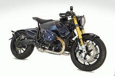 Custom Motorcycle BMW R1200 Diva