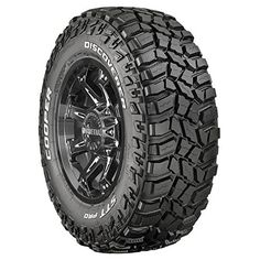 Amazon.com: 33X12.50R15 RWL 108Q Cooper Discoverer STT Pro mud terrain tire: Automotive