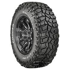 Amazon.com: 33X12.50R15 RWL 108Q Cooper Discoverer STT Pro mud terrain tire: Automotive
