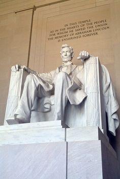 DC: Lincoln Memorial