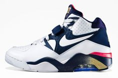 5df13a04 Release Reminder: Nike Air Force 180 'Olympic' Capping off this Sunday's  major releases is the return of the