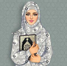 57800893 Pin von on Graphics in 2019 Mode girly m hijab images – Hijab - New Site Girly M, Hijab Drawing, Islamic Cartoon, Anime Muslim, Hijab Cartoon, Lovely Girl Image, Islamic Girl, Girly Drawings, Cute Girl Wallpaper