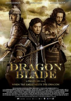 Dragon Blade - Movie Posters