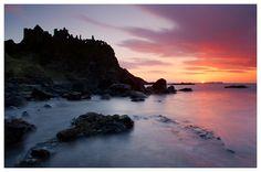 Dunluce Castle Sunset, Co. Antrim