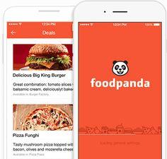 Food Delivery | Order Food Online | foodpanda