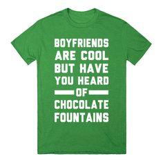 Chocolate Fountains > Boyfriends