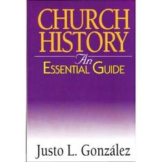 Historian Justo Gonzalez has done us all a favor by writing a brief overview of church history in 95 pages. Excellent historian, excellent introduction to church history. It's too expensive for a small paperback, but Amazon has it available used as well.