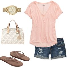 Simple summer 2014 fashion