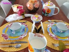 Breakfast with Pip Royal [http://www.tabletips.com.br]