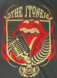 The official Rolling Stones app Rock Posters, Band Posters, Pop Rock, Rock And Roll, Lengua Rolling Stones, Arte Bar, Rolling Stones Logo, Rolling Stones Album Covers, Rolling Stones Concert