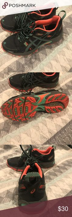 584eebe44c2d1 ASICS Tennis Shoes Worn one time. Too small for me like new Asics Shoes  Sneakers