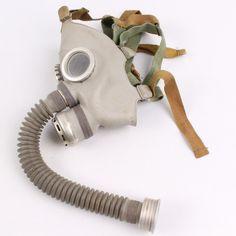 Ochranná protiplynová maska