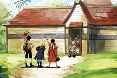 It would be great if ASL can become what they want to be and return to see Dadan...