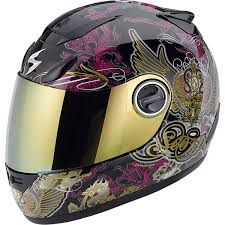 Image result for motorcycle helmets for women