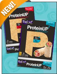 NEW protein-boosted flatbreads, tuna pouches with veggies & more food finds in today's HG! Plus, big brands are ditching GMOs and aspartame… Find out which ones!