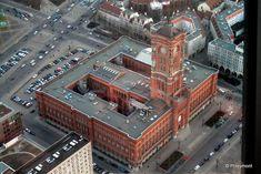 Berlin's Rotes Rathaus
