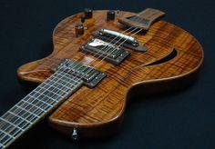 Myka Guitars Dragonfly.