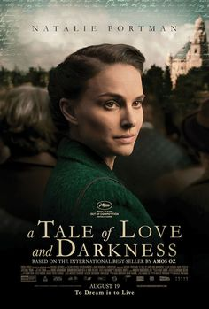 A TALE OF LOVE AND DARKNESS movie poster No.1