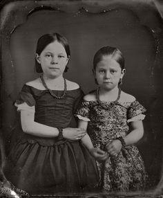 Victorian Era Daguerreotype Portraits of Children (1840s and 1850s)   MONOVISIONS