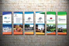 KCBJ Tours & Travel Graphic Design - Portfolio - Lumonata
