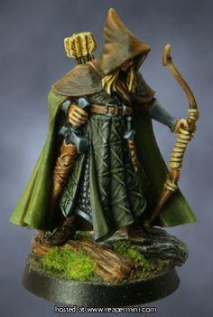 Ranger Mini - Reaper Miniatures :: OnlineStore