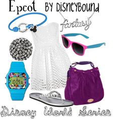 """""""Epcot"""" by lalakay on Polyvore"""