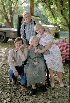The Waltons Cast | The Waltons 40th Anniversary | The Waltons Through the Years