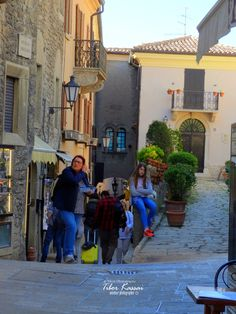 San Marino city, Republic of San Marino, Nikon Nikon HDR photography, 201904191703 City Of San Marino, Republic Of San Marino, Hdr Photography, Nikon, Street View