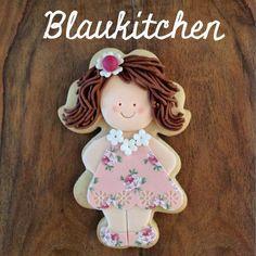 Como decorar galletas con papel de azúcar   BlauKitchen
